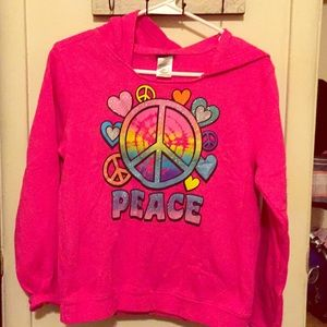 Young girls hoodie
